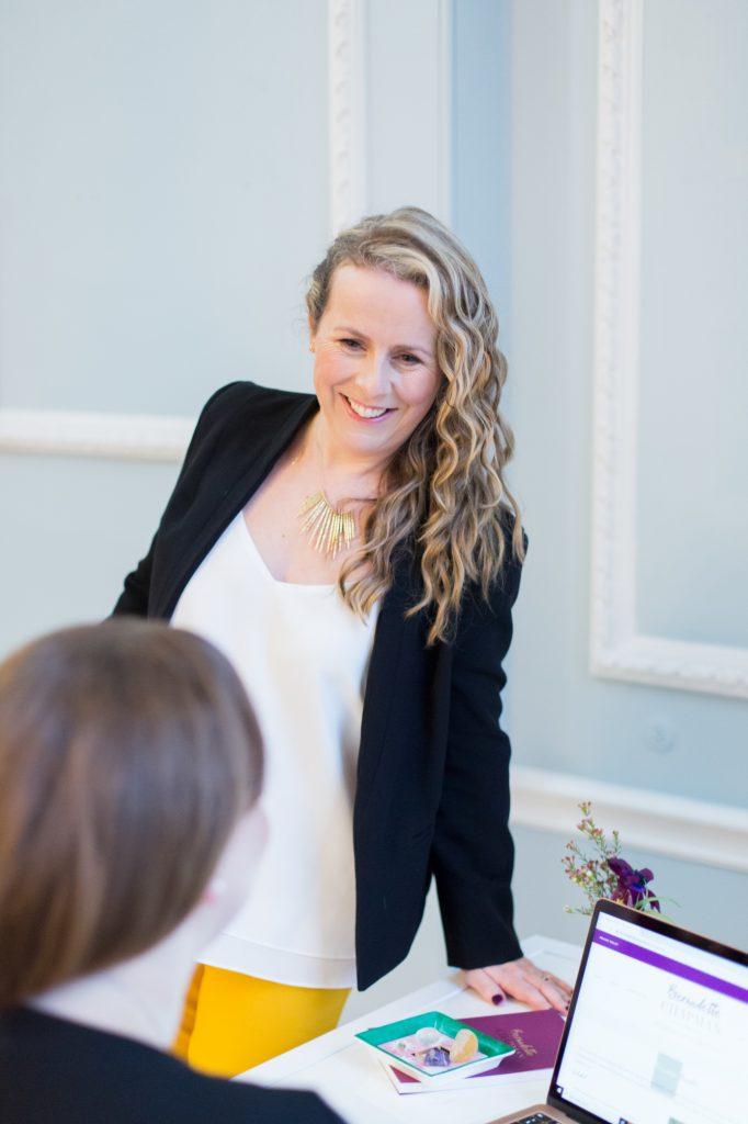 Bernadette Chapman Business Consultant